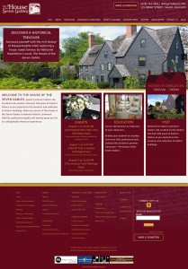 Summer 2014 Newsletter Website Redesign Images
